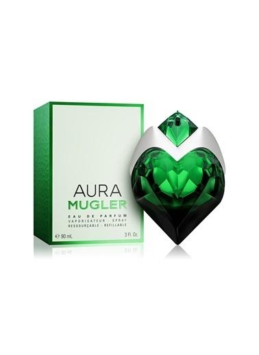 Thierry Mugler Thierry Mugler Aura Edp 90 ml Kadın Parfüm Renksiz